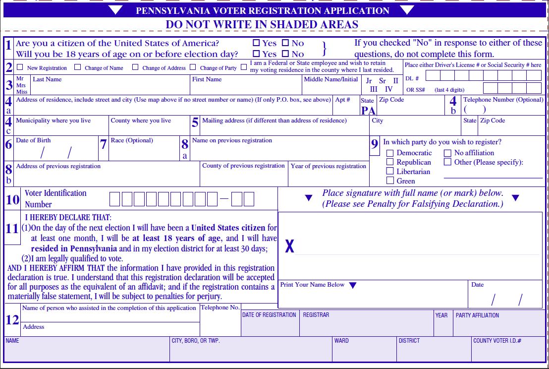 Kansas Voter Registration